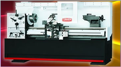 PINACHO BRAND ALL GEARED CONVENTIONAL LATHE